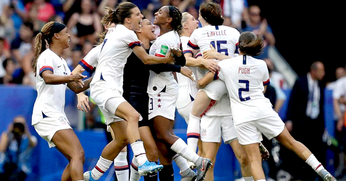 U.S. Women's World Cup Win Puts Need for Fair Pay Policies Back Into Discussion